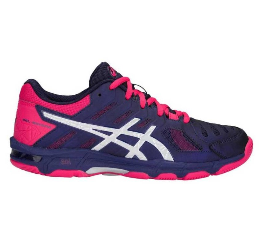ASICS Gel Beyond 5 blauw volleybalschoenen dames (B651N-400 ...