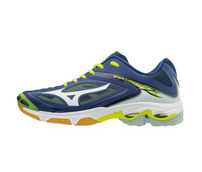 Mizuno Mizuno Wave Lightning Z3 blauw volleybalschoenen heren