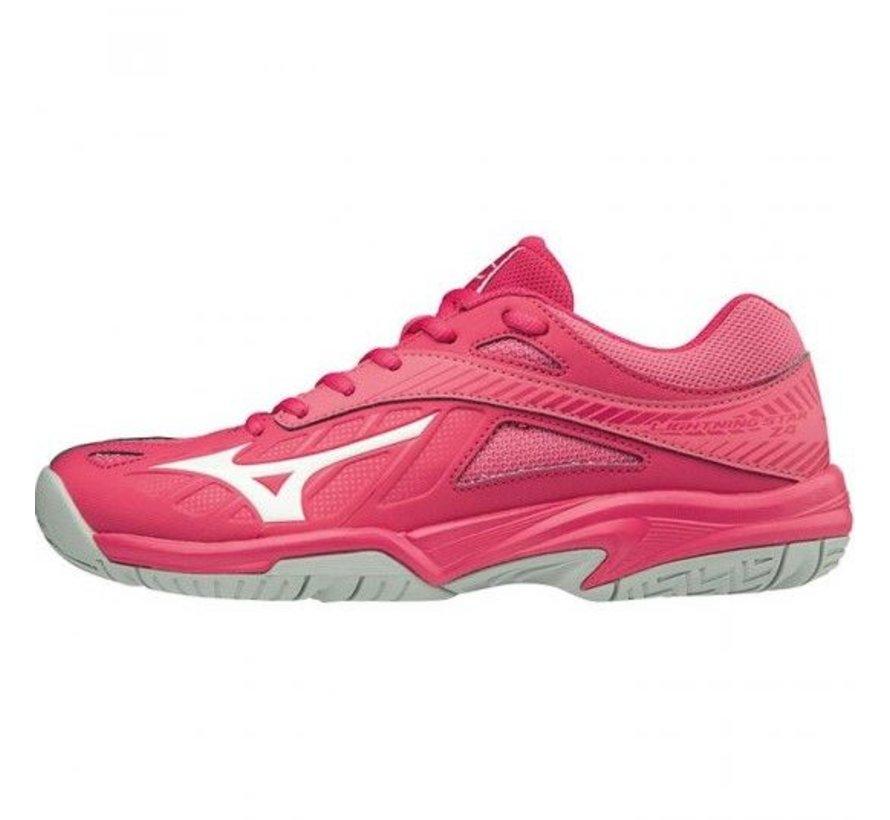 Mizuno Lightning Star Z4 Jr roze  volleybalschoenen kids