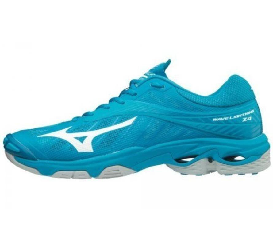 Mizuno Wave Lightning Z4  blauw volleybalschoenen uni