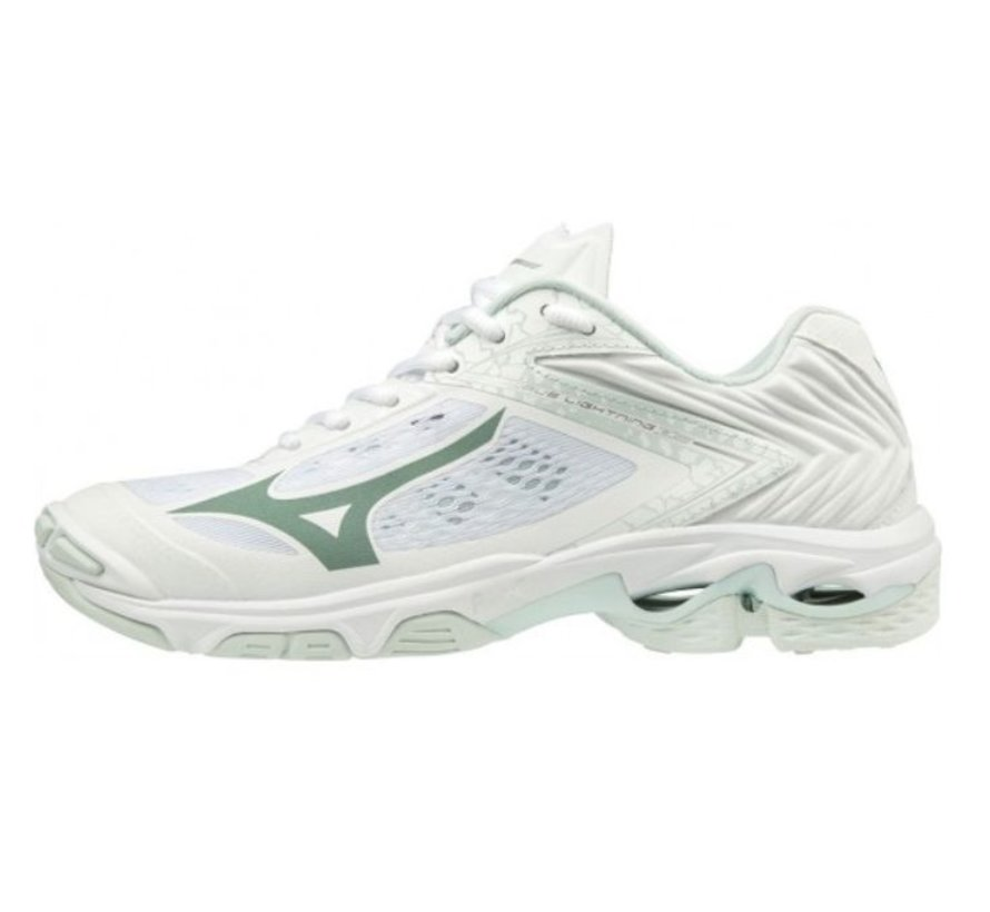 Mizuno Wave Lightning Z5 wit volleybalschoenen dames