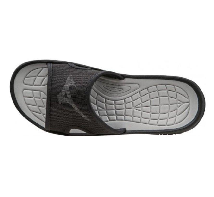 Mizuno Relax Slide zwart slippers uni