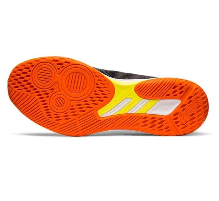 ASICS Gel Netburner Ballistic FF zwart oranje volleybalschoenen heren