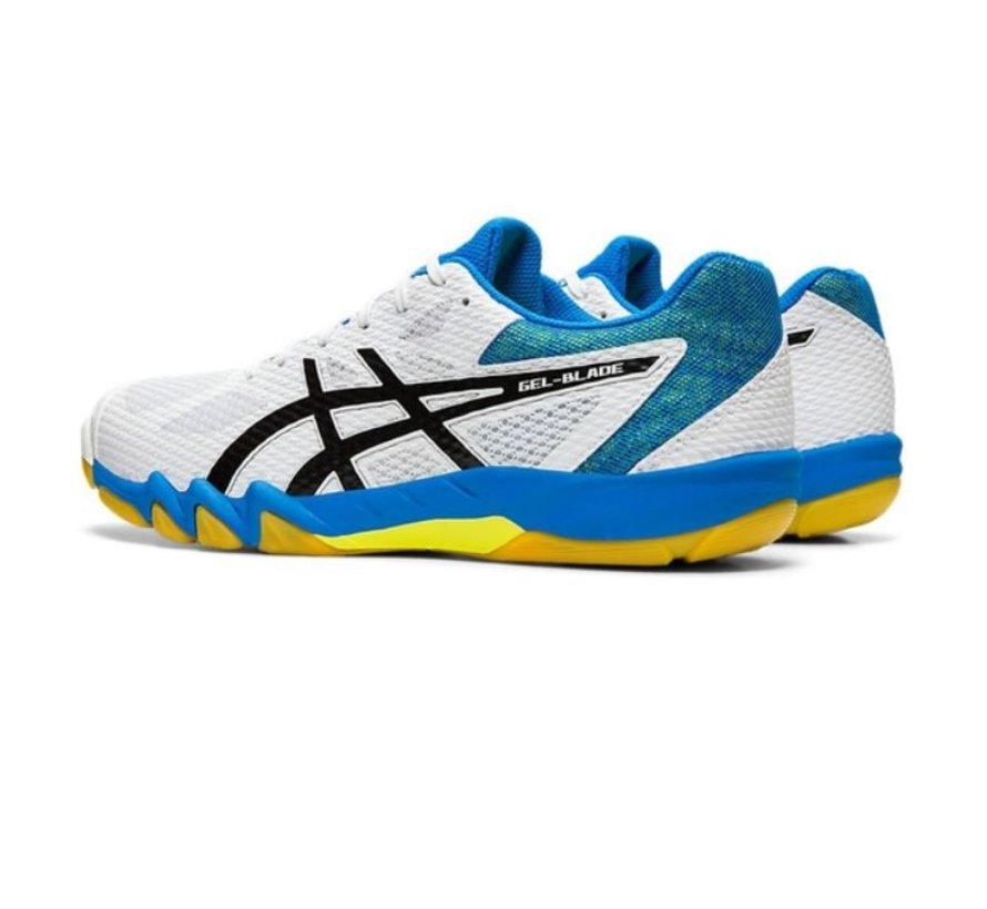 ASICS Gel-Blade 7 blauw wit squash&badminton heren