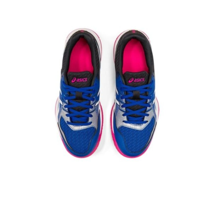 ASICS Gel Rocket 9 blauw volleybalschoenen dames
