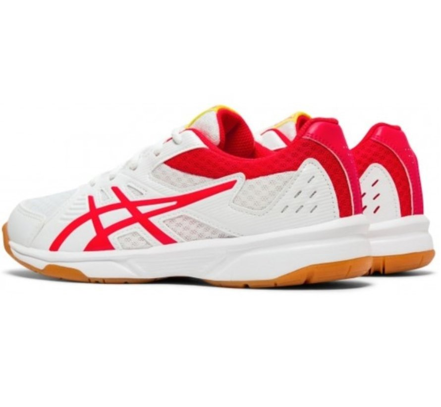 ASICS Upcourt 3 GS wit volleybalschoenen kids