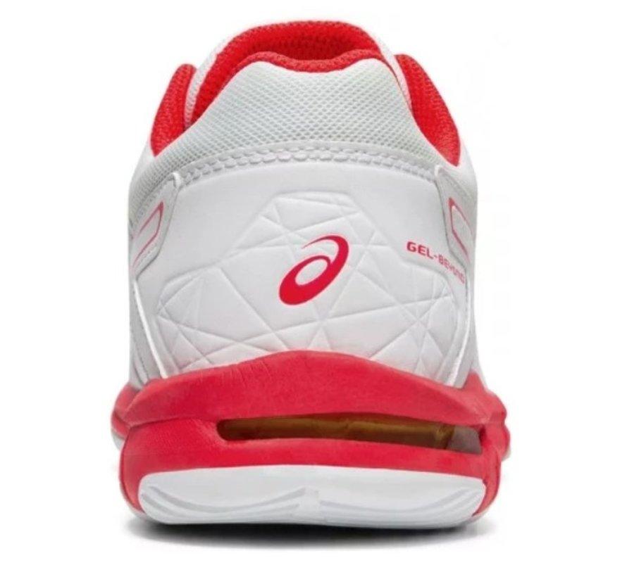 ASICS Gel Beyond 5 wit roze volleybalschoenen dames