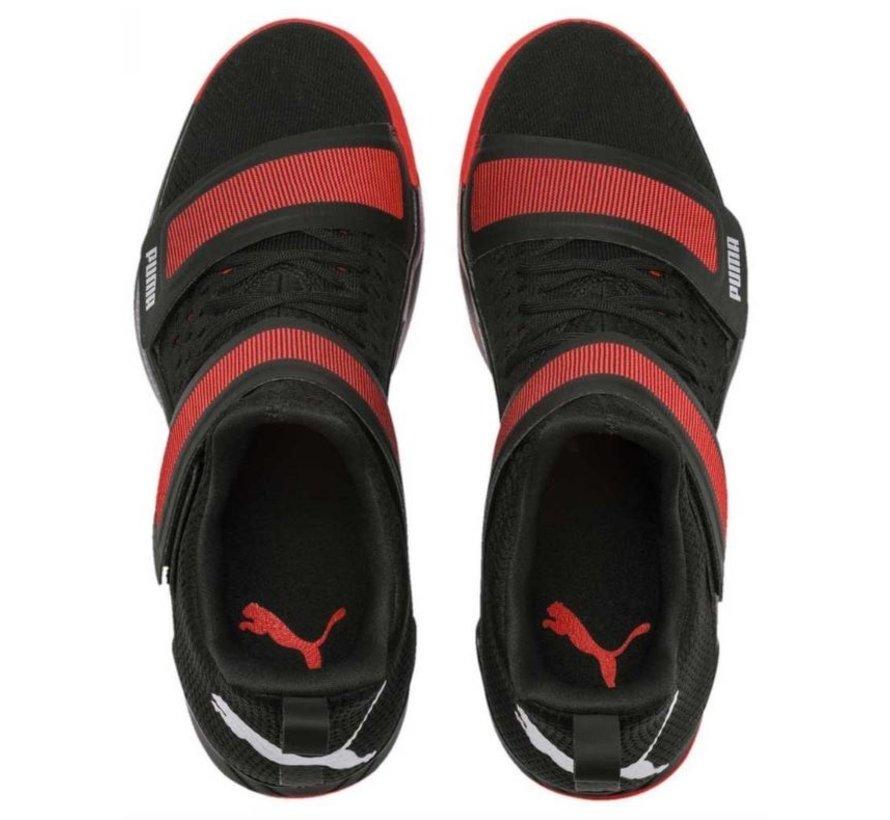 Puma Rise XT NETFIT 1 zwart volleybalschoenen unisex