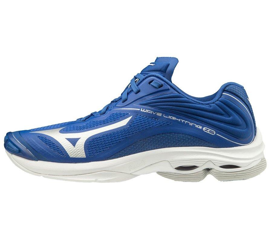 Mizuno Wave Lightning Z6 blauw volleybalschoenen dames