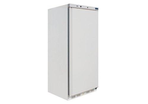 Polar Armoire pâtissière une porte blanche   522L