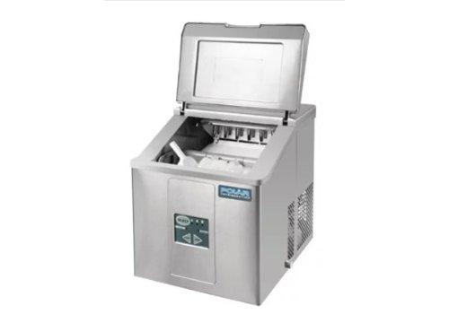 Polar Machine à glaçons de comptoir | 17kg