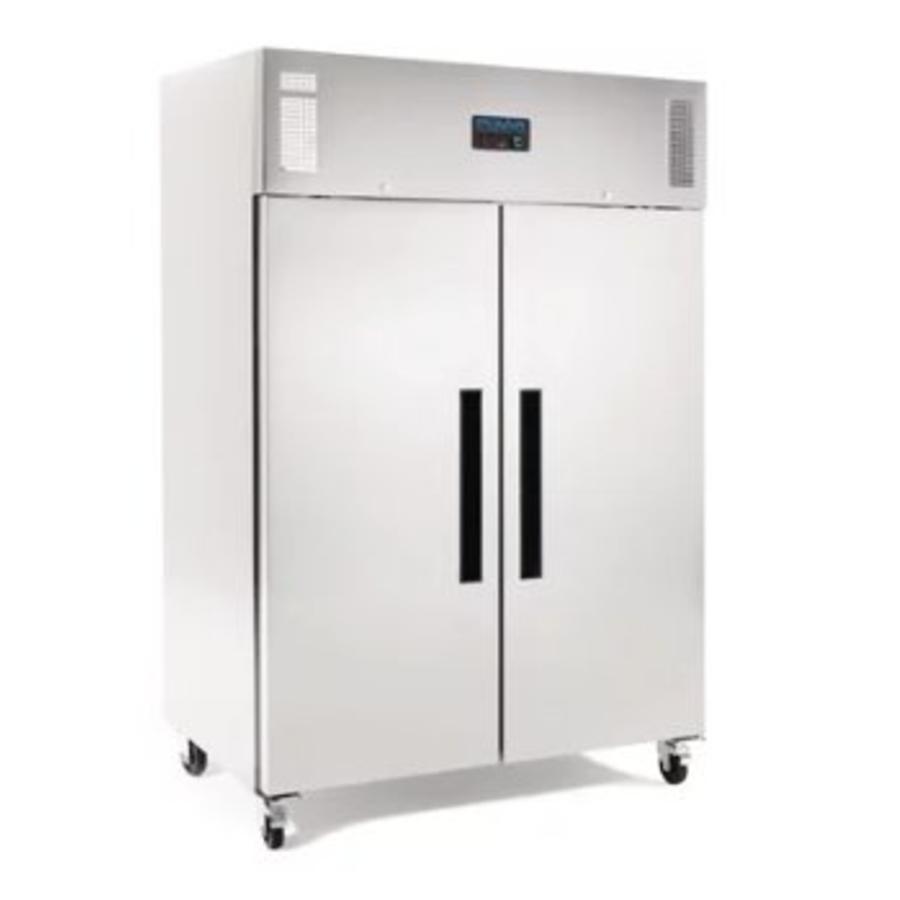Armoire réfrigérée négative | GN double porte | 1200L