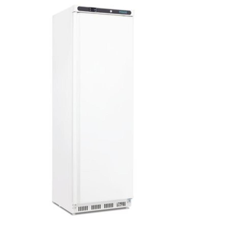 Armoire réfrigérée négative 1 porte blanche 365L