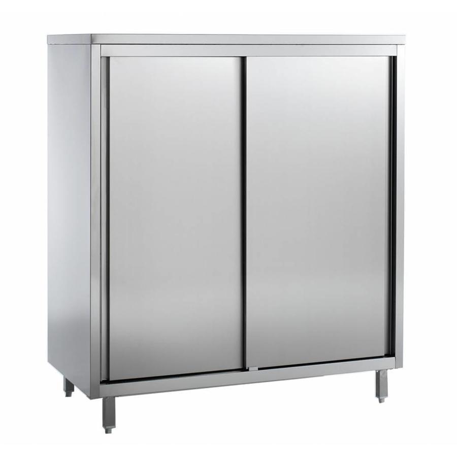 Armoire à Vaisselle / 4 étagères / 120 (L) x 60 (P) x 200 (H) cm