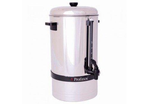 Combisteel Percolateur | en inox | 40 tasses | 6,5 litres