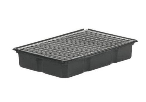 ProChef Bac de récupération en plastique avec grille 60x44x11 cm