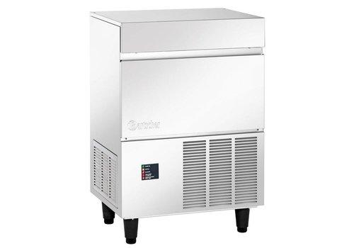Bartscher Machine à glace pilée | avec des pieds | 120kg/h
