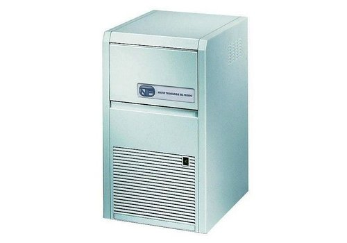 Combisteel Machine à glaçons cylindre | 20kg / 24h | Stockage 4kg