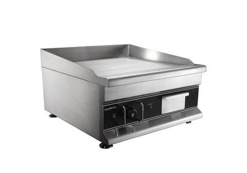 Combisteel Plaque à frire électrique lisse   50x52cm