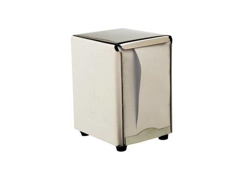 Olympia Distributeur de serviettes de table | 9,5 x 12 x 14 cm