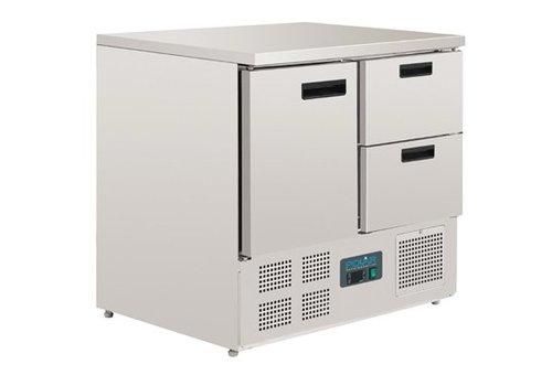 Polar Table réfrigérée | 240L