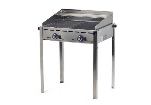 Hendi Barbecue | Gaz | 2 Brûleurs