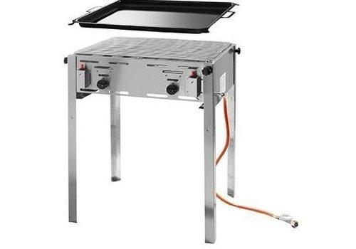Hendi Barbecue Professionnel | Gaz Propane