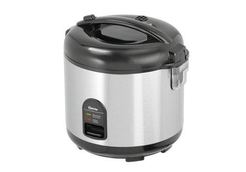Bartscher Cuiseur à riz Wouter 700 Watt   1,8 litres   inox   290 x 262 x 293 mm