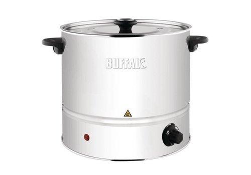 Buffalo cuiseur à vapeur Acier inoxydable 1000 Watt 6 litres   acier inoxydable