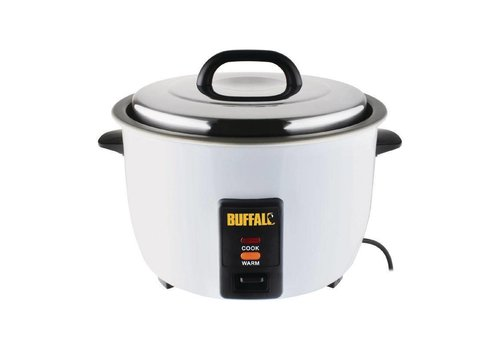 ProChef HorecaTraders Cuiseur à riz Buffalo   4,2 litres   35 (h) x 38 (l) x 32 (d) cm   1,55 kW