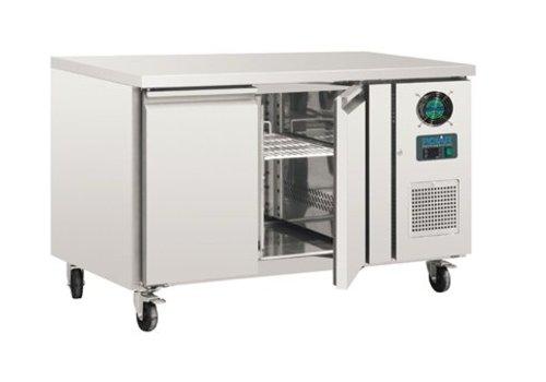 Polar Table réfrigérée négative | 282L
