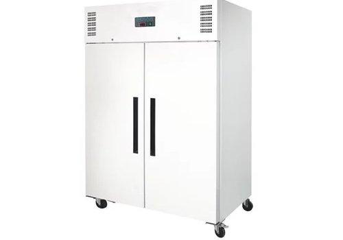 Polar Armoire réfrigérée négative GN double porte 1200L