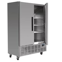 Armoire réfrigérée négative 2 portes 960L