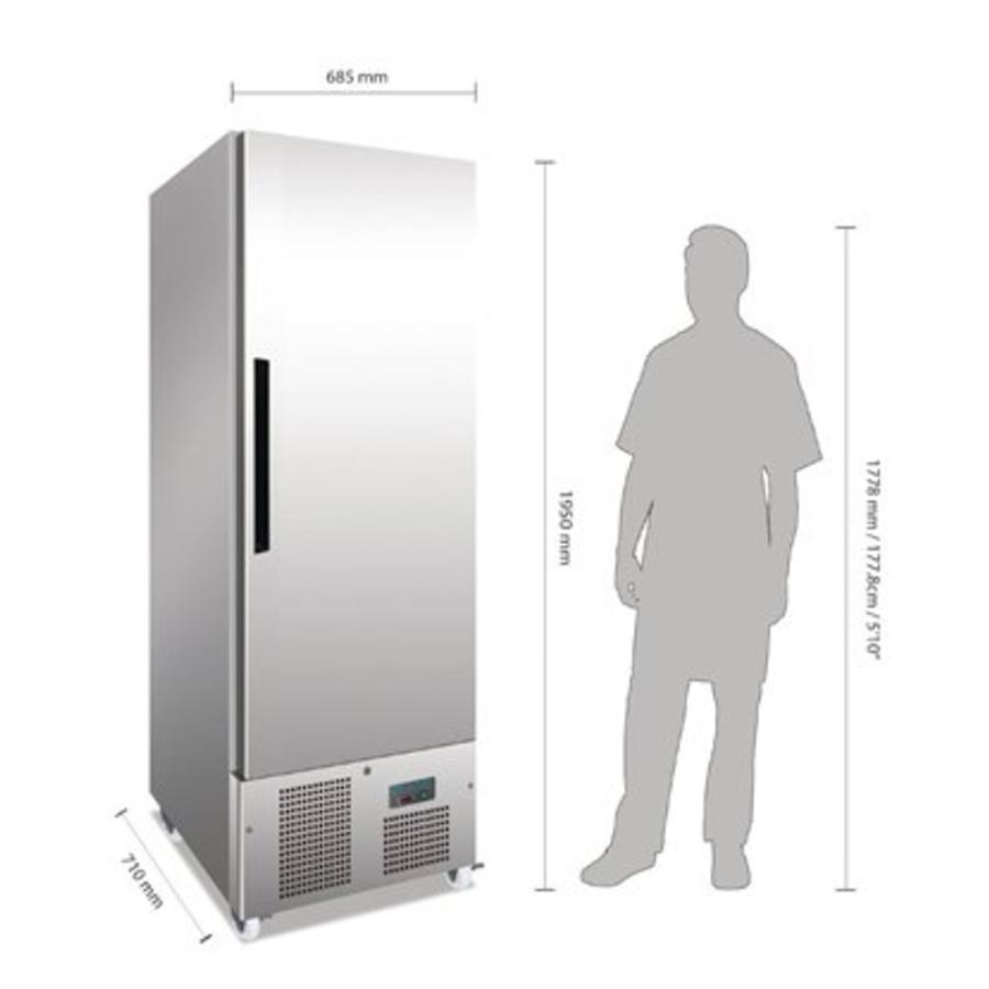 Armoire réfrigérée négative 1 porte 440L