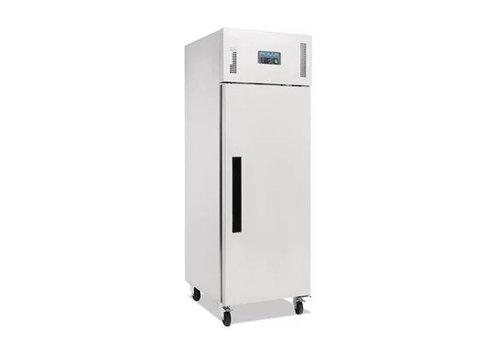 Polar Armoire réfrigérée négative GN inox 1 porte 600L