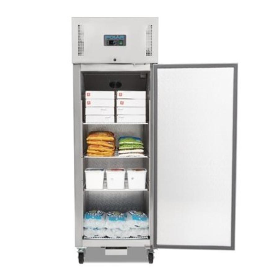 Armoire réfrigérée négative GN inox 1 porte 600L