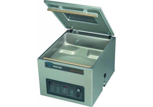 Henkelman BOXER 42 XL BI-Active | Sachets Aluminium | Machine Sous-Vide | 61x49x42cm