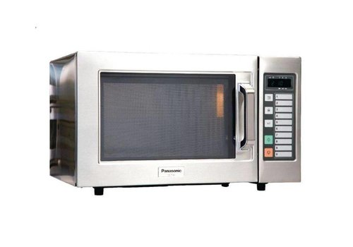 Panasonic Micro-Onde Panasonic NE-1037 1000W 22 Litres  Préselection