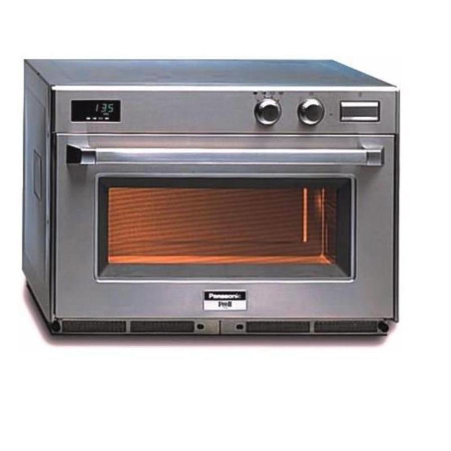 Etagere Dessus Micro Onde panasonic micro-onde panasonic ne-3240 3200w/400v 44 litres manuel 2 niveaux
