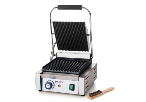 Hendi Grill de contact   modele simple   jusqu'à 300 °C