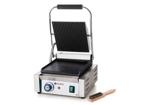 Hendi Grill de contact - Modele simple   jusqu'à 300 °C