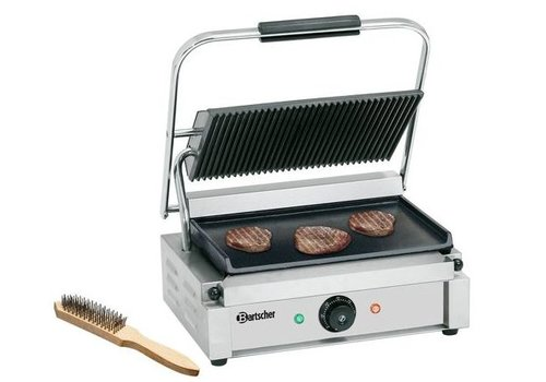 """Bartscher Grill contact """"Panini"""" 1GR 