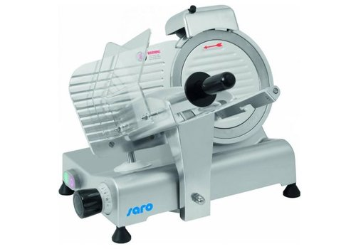 Saro Trancheuse électrique | L 520 x P 460 x H 380 mm | 13 kg