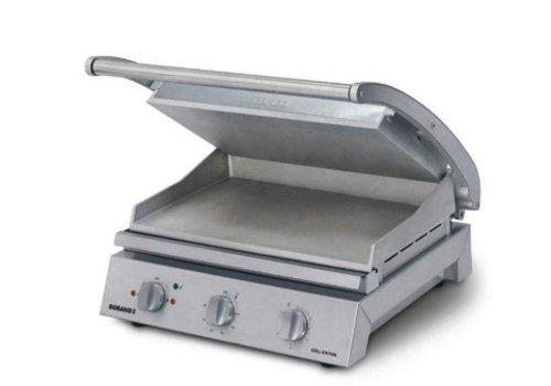 Roband Station de grillage pour 8 sandwiches, , Plaque superieur Effen | 2 200 W | 560 x 490 x 220 mm