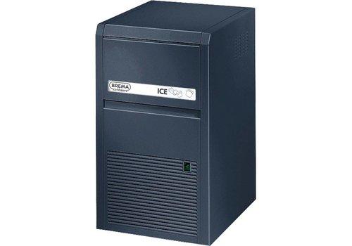 Brema Machine à glaçons avec bac | système à pulvérisation | 355 x 404 x 590 mm