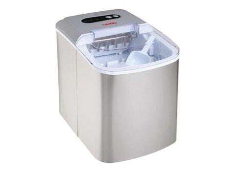 ProChef Machine à glaçons de comptoir | remplissage manuel | Appareil à glace pilée | 52kg | 570x600x680mm | 230V