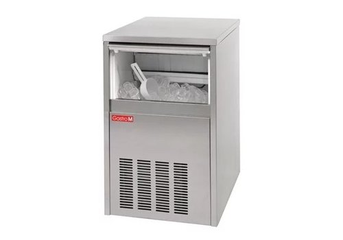 ProChef Machine à glaçons | Gastro | 20kg | 24h