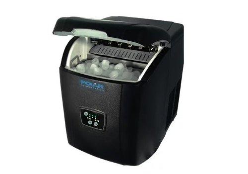 Polar Machine à glaçons de comptoir | 11kg | 380(H) x 305(L) x 380(P)mm