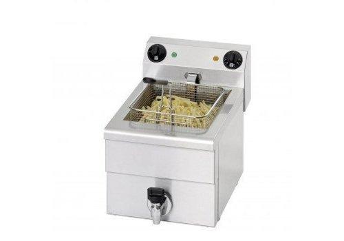 Saro Saro Friteuse 10 Litres | 3,25 kW | L 300 x P 480 x H 250 mm | ajustable à 180 ° C