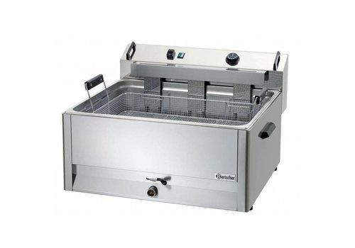 Bartscher Friteuse Beignets | 1 x 30 Litres | 660 x 650 x 410 mm | 15 kW